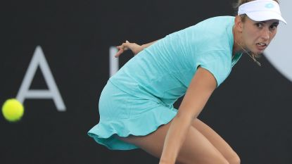 Mertens plaatst zich voor twee finales in Hobart, Wickmayer voor het eerst sinds 2008 niet op hoofdtabel Australian Open