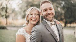 Eén jaar na Blind Getrouwd stappen Line & Victor opnieuw in het huwelijksbootje