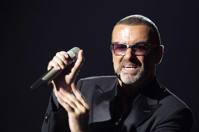 George Michael in 2012.
