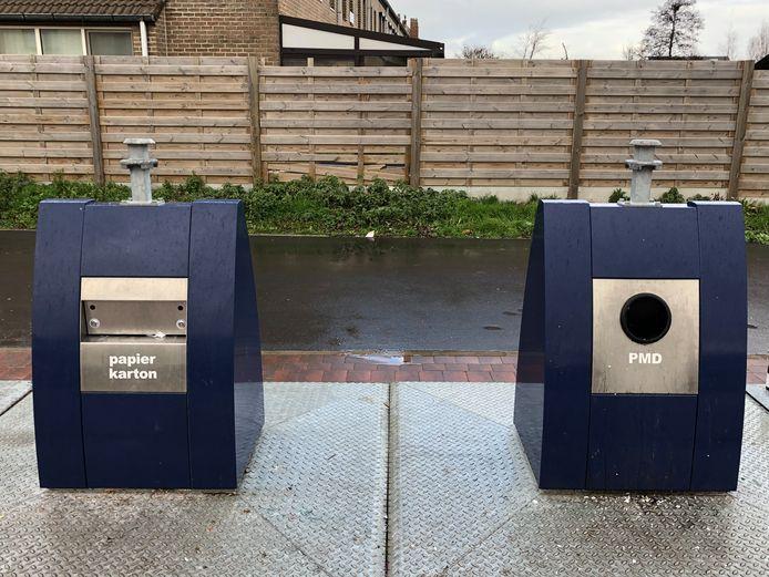 Ondermeer in de Vuurtorenwijk staat al langer een afvalstraat