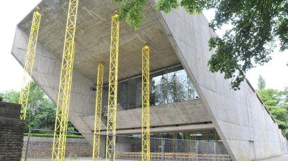 Steunpilaren in Kapel van Kerslare zijn verkocht en mogen (bijna) weg
