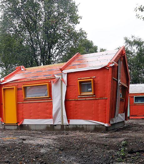 Skaeve Huse in Eindhoven vanaf december bewoond