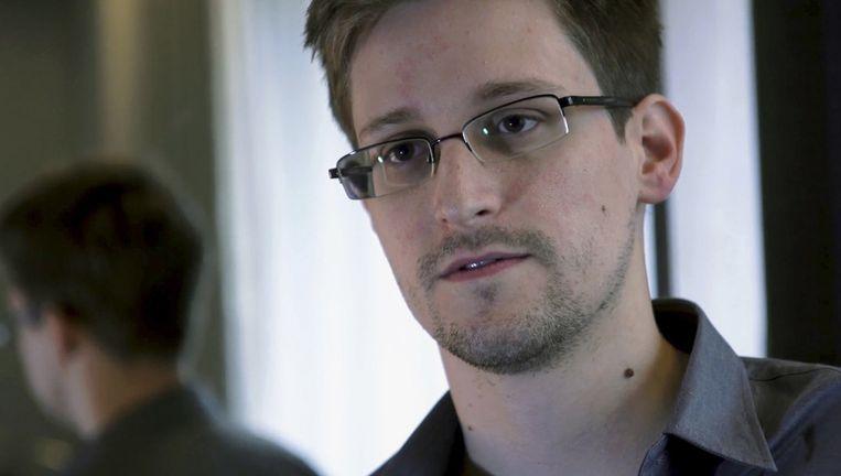 Edward Snowden. Beeld AP