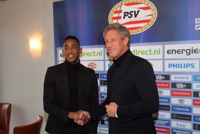 Brenet tekent bij PSV