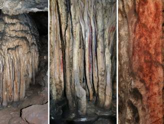 Rood pigment in Spaanse grot blijkt aangebracht door Neanderthalers, ruim 60.000 jaar geleden