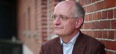 Burgemeester Van Veldhuizen terug na corona: 'Loslaten voelde als falen, alsof je van het veld wordt gehaald'