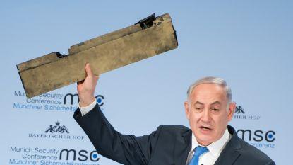 """Netanyahu: """"Iran is de grootste dreiging voor de wereld"""""""