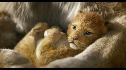 VIDEO. Teaser van 'The Lion King' verbreekt bijna record