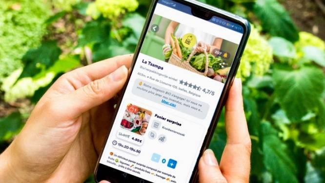 """Phenix-app tegen voedselverspilling zet voet aan wal in Brussel: """"Willen dit jaar meer dan 150.000 maaltijden redden"""""""