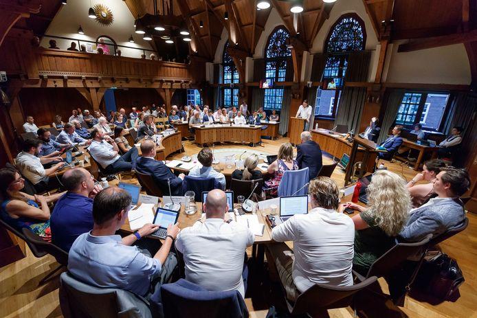 De gemeenteraad van Breda.