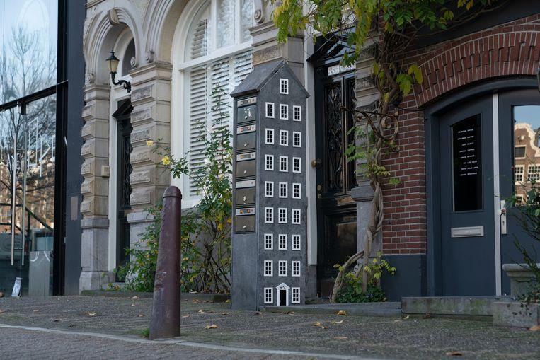 Prinsengracht Beeld Frankey