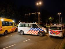 Fietser aangereden door auto in Tilburg