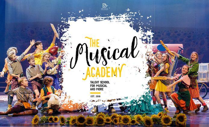 Vlaanderen krijgt een nieuwe talentschool die zich zal focussen op musicaltalent.