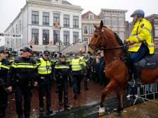 Alle 90 arrestanten intocht Sinterklaas op vrije voeten