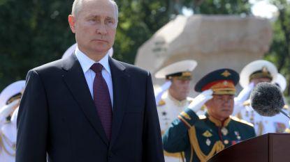 Poetin rust zeemacht uit met hypersonische wapens