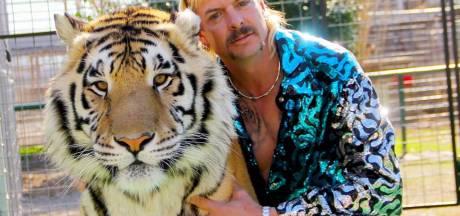 Hoofdpersoon Tiger King vroeg Marilyn Manson om hulp