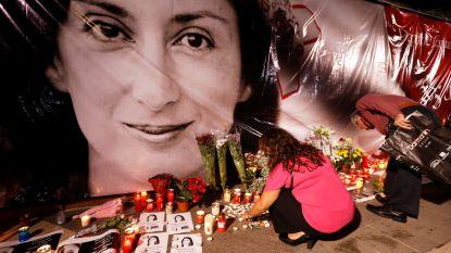 """Opdrachtgevers van moord op Maltese journaliste geïdentificeerd"""