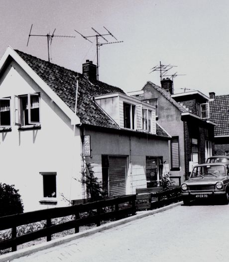 Herinneringen aan Smitshoek: huisvrouwen hingen hun waslijnen aan de bouwketen