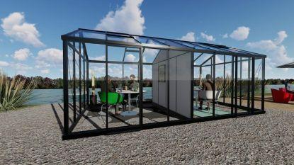 Janssens AluSystems heeft nu ook coronagerelateerd product voor de horeca: doe eens een terrasje in een omgebouwde serre