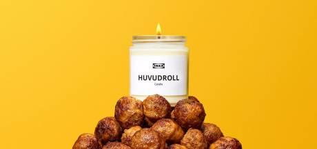 Ikea lance des bougies au parfum de ses emblématiques boulettes de viande