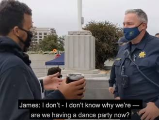 Agent wil niet dat demonstranten video op YouTube plaatsen, dus probeert hij met Taylor Swift auteursrechtenclaim te creëren