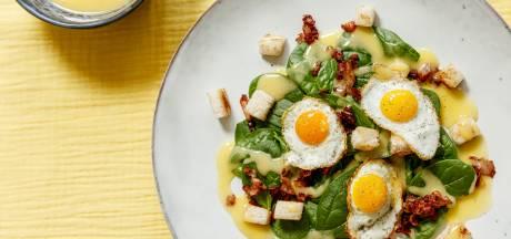 Gebruik witte wijn in plaats van azijn en andere tips om nog meer van je salade te genieten