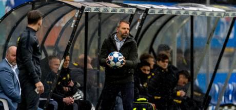 NAC-trainer Steijn: 'Dat we niet met ons hart spelen, daar ben ik het meest teleurgesteld over'
