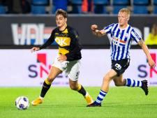 Mysterieuze blessure zit NAC-winger De Rooij niet langer dwars: 'Ben bij elke specialist in Brabant geweest'