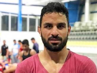Wereld reageert geschokt nadat Iran worstelaar Navid Afkari (27) executeert, betoging in Brussel
