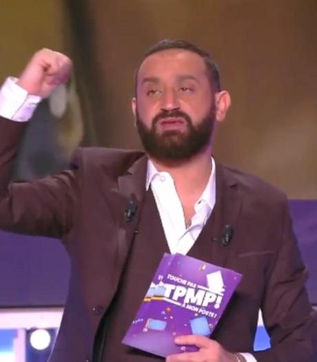 Cyril Hanouna apporte son soutien à Booba contre Zineb El Rhazoui puis appelle au calme