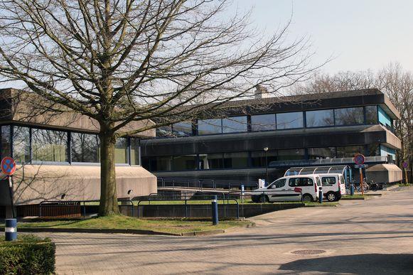 Illustratiebeeld van het administratief centrum van Herentals.