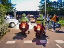 Politie stuurt jeugd weg bij te drukke surfplas Reeuwijk