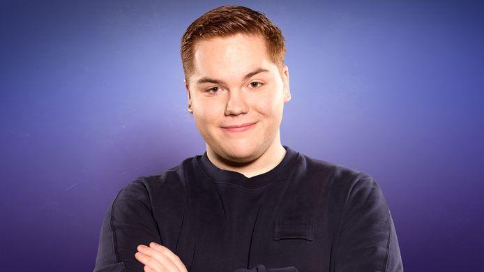 'Big Brother'-deelnemer Matt.