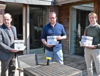 """""""Wij dragen ons korreltje zout bij"""": Zoutman steunt Roeselaarse horeca met coronaproof portieverpakkingen"""
