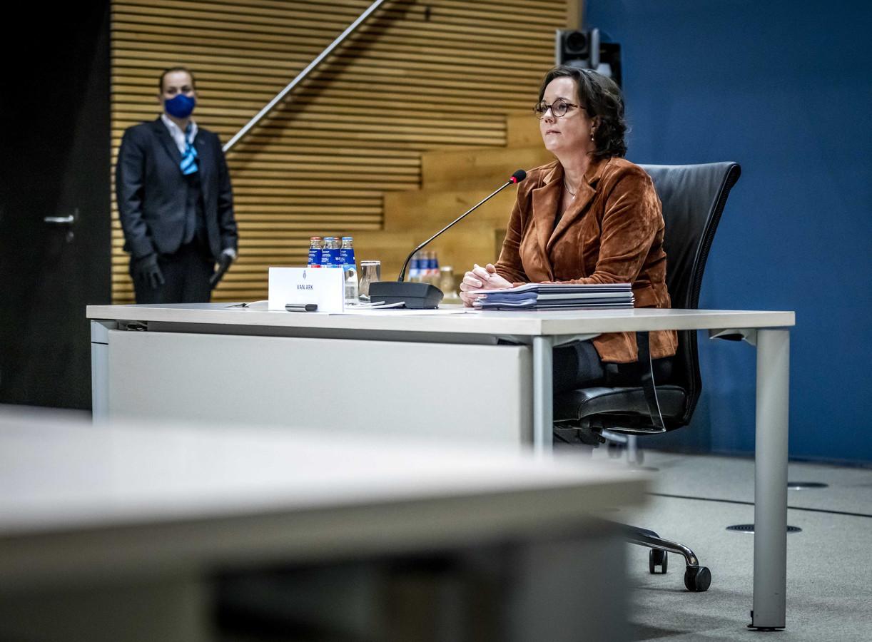 Tamara van Ark was staatssecretaris van Sociale Zaken en Werkgelegenheid tussen 2017 en 2020.