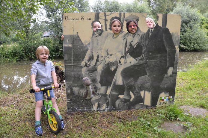 Wie de smaak te pakken heeft, kan ook in Beerlegem terecht voor de kinderzoektocht 'De schat van Beerlegem'.