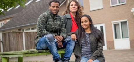 Eritreeërs uit Oldenzaal: 'We willen werk, Nederlands leren en elkaar helpen'