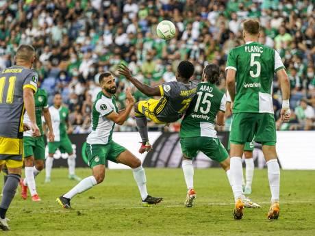 Feyenoord blijft simpel overeind in Haifa, maar verzuimt toe te slaan in tweede helft