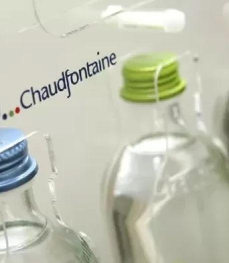 L'usine de Chaudfontaine reprend ses livraisons, deux mois après les inondations
