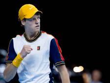 ATP: David Goffin et Roger Federer reculent encore,  Jannik Sinner se rapproche du top 10