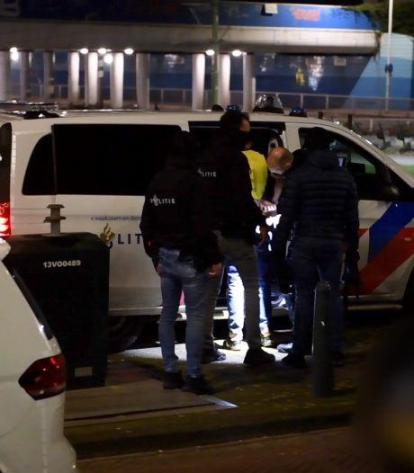 Politie houdt 50-jarige man aan voor steekpartij in woning Van Ruysbroekstraat