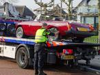 Dure oldtimers in beslag genomen bij invallen om fraude Hollandsche Wind in Oosterbeek