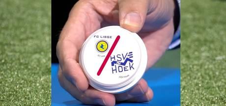 KNVB beslist: Hoek alleen voor strafschoppen terug naar Lisse