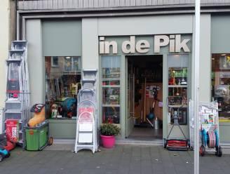 IJzerwarenwinkel In de Pik sluit na 73 jaar definitief de deuren