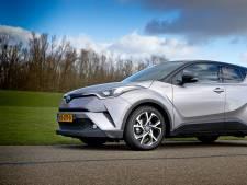 Test Toyota C-HR: Aandachttrekker zonder stekker