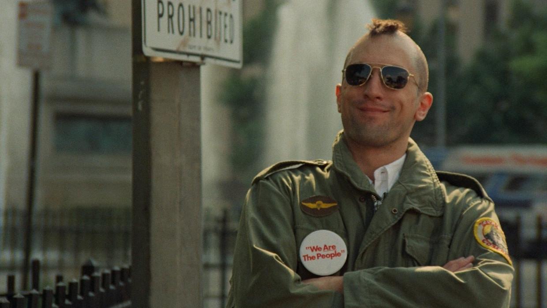 Robert De Niro in 'Taxi Driver' Beeld TMDb