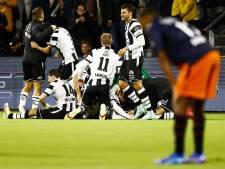 Wat een ontknoping: Heracles verspeelt 2-0 voorsprong, maar wint in slotfase alsnog