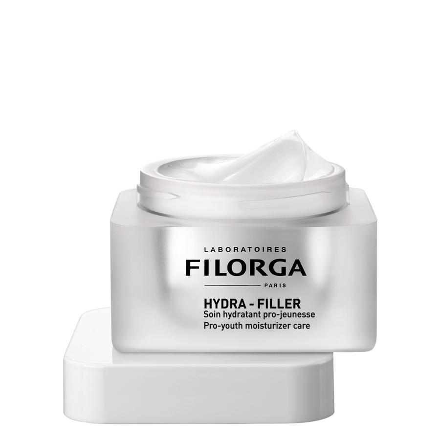 Ce soin Filorga est enrichi en acide hyaluronique.