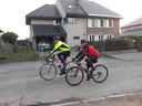 Wandelen en fietsen voor Laura