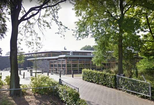 De Nijkerkse middelbare school Aeres.
